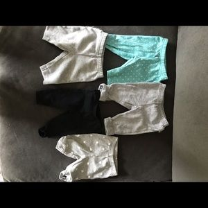 5 Newborn bottoms